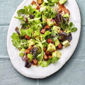 Avocado-Süßkartoffel-Salat