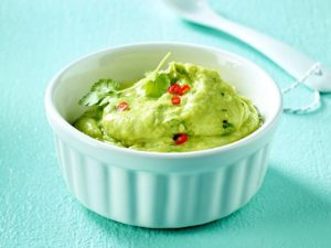 Avocado chilli Dip